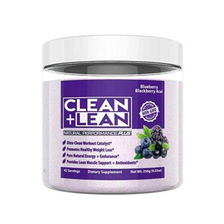 Clean & Lean Pre WorkOut