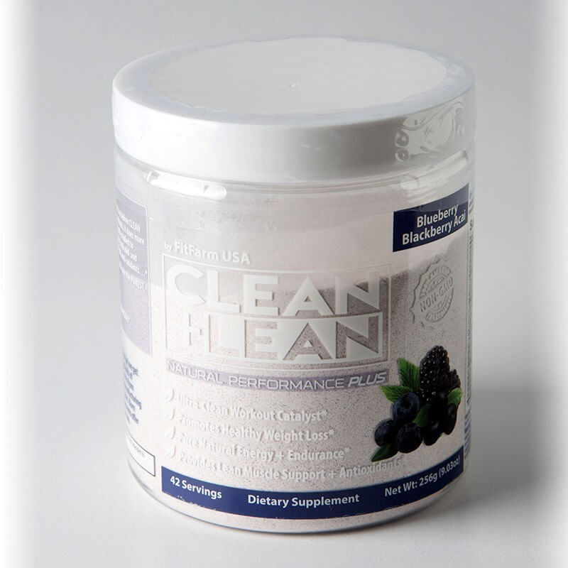 Clean & Lean - Pre-WorkOut
