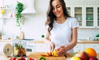 5 formas de cuidado personal alimentación saludable