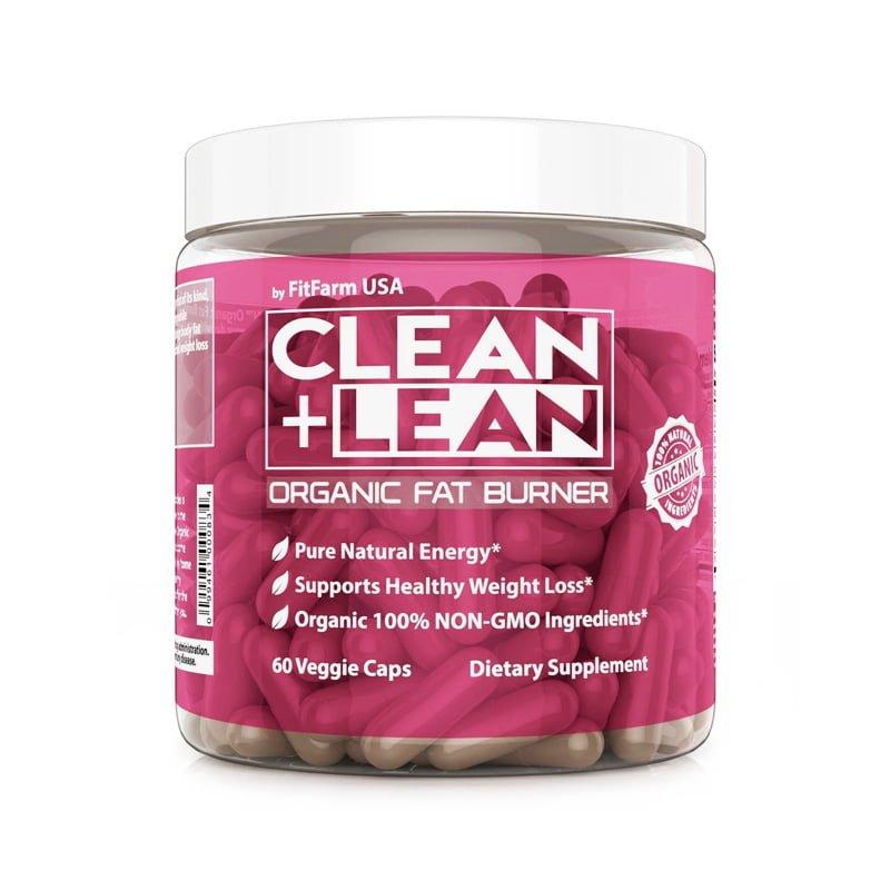 Clean & Lean Quemador Orgánico (Organic Fat Burner)
