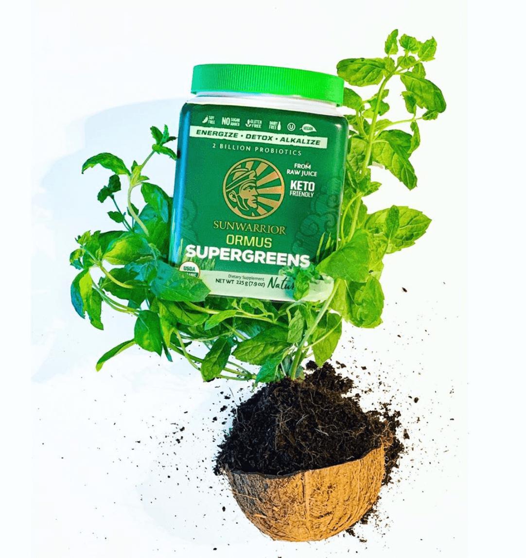 Moringa & Ormus Supergreens